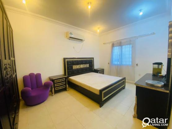 1 BHK FURNISHED AVAILABLE IN THUMAMA NEAR FURJAN MARKET