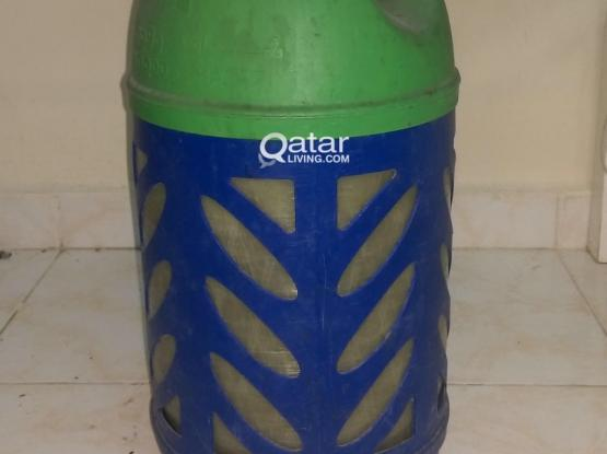 Woqod  12  Kg Gas Cylinder & Regulator