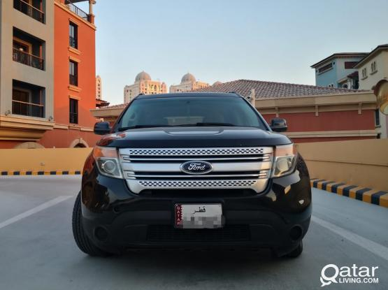 Ford Explorer Standard 2013