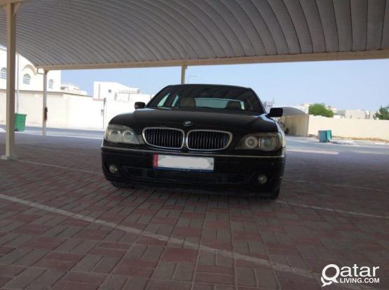 BMW 7-Series 730 Li 2006