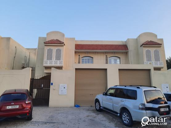 FIRST FLOOR SPACIOUS 1BHK  IN ABU HAMOUR NEAR DARUSSALAM MALL