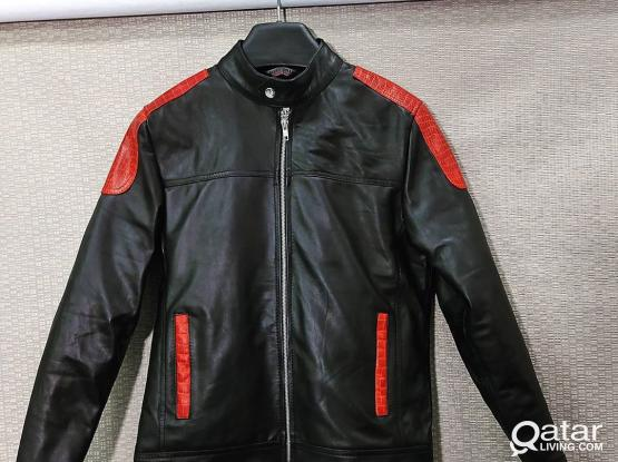 Brand new Genuine Leather Jacket large