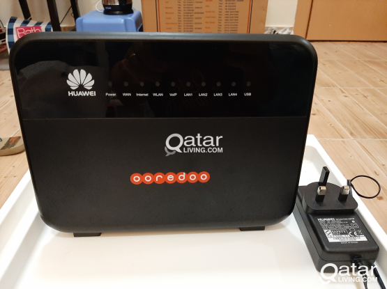 HUAWEI HG659 DUAL BAND WIRELESS ROUTER