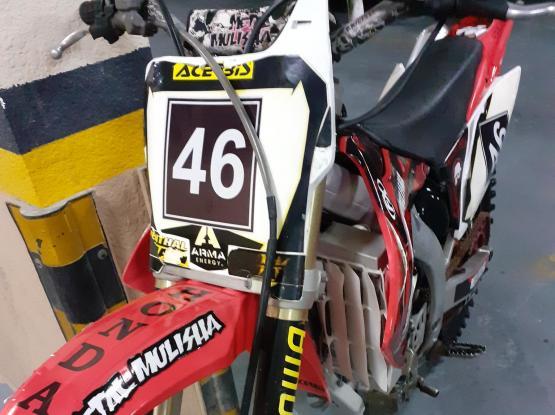 Honda Bikes CRF250 2008