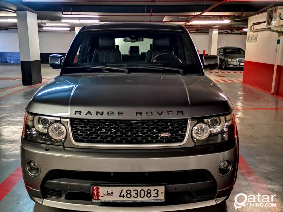 Land Rover Range Rover Sport Supercharged HST 2012