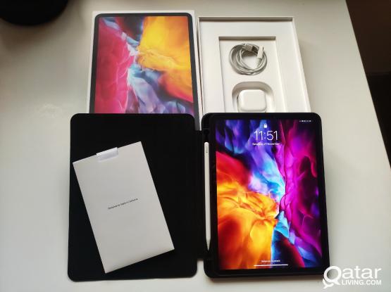 """Ipad Pro 11"""" 2020 - Wifi 256GB Space Gray Full Set"""