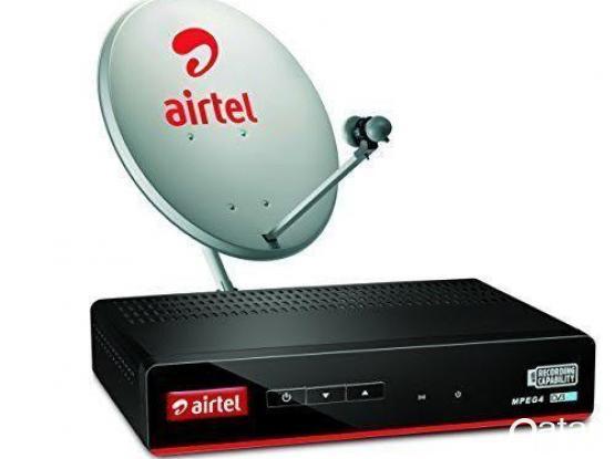 Airtel dish tv  call me 55288726))))
