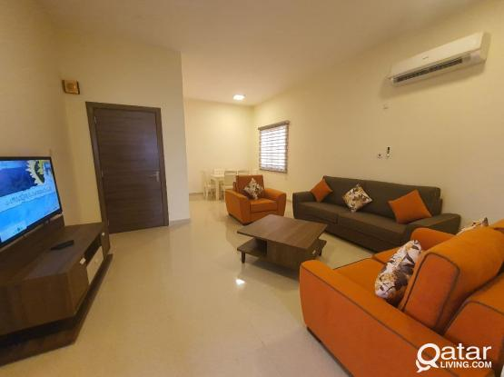Brand Newِ apartment in Thumama including Kahramaa