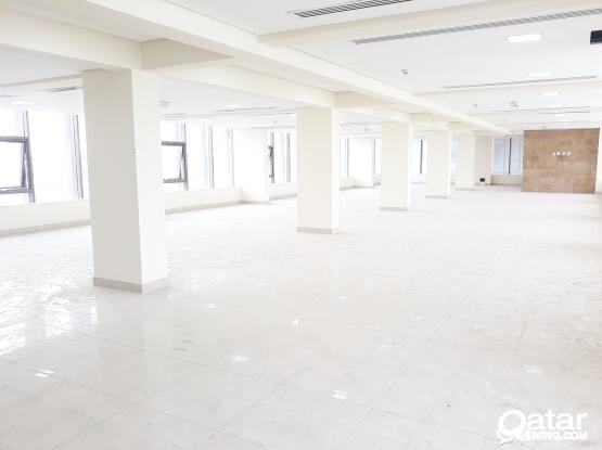 Promo!! 2 Months Free 277 Sqm Full Floor Office Space in C Ring road