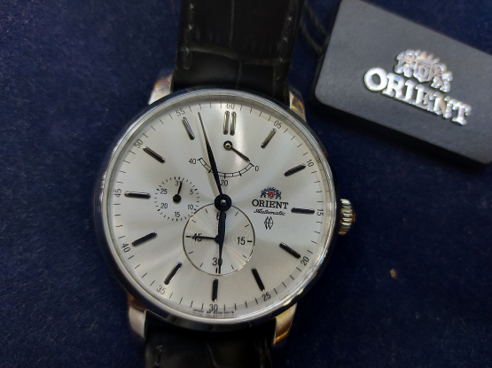 Orient automatic watch band New with warranty