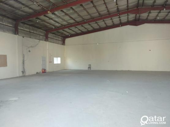 CARPENTRY FOR RENT IN INDUSTRIAL AREA 500 SQMTR