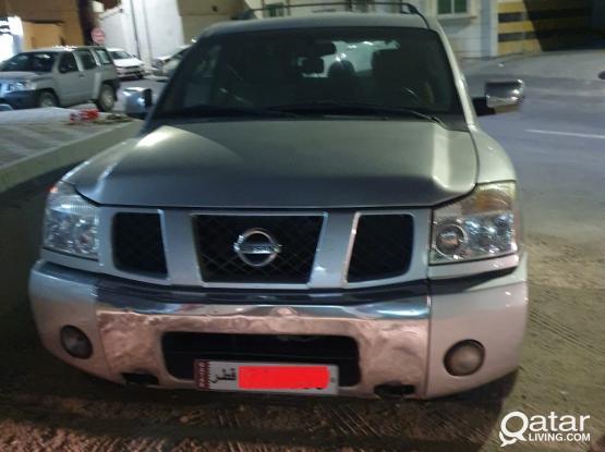 Nissan Armada SE 2005