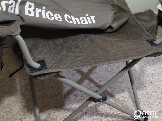 Iron board & Folding Camp chair