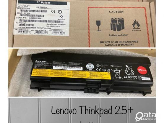 Brand Lenovo Thinkpad Batteries.