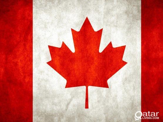 EUROPE & CANADA WORK PERMIT