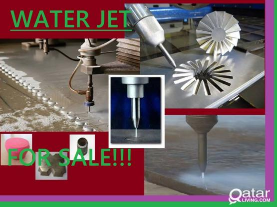 WATER JET MACHINE URGENT FOR SALE!