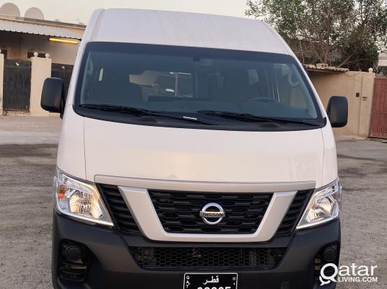 Nissan Urvan 2018
