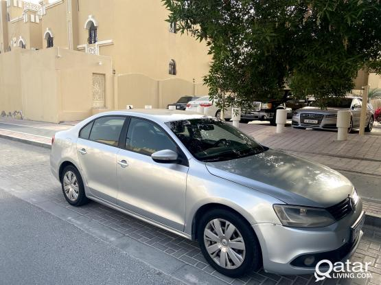 Volkswagen Jetta Standard 2012