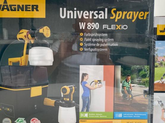 Paint Spray system W 890 WAGNER