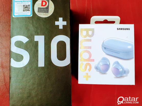 S10+ & Buds+