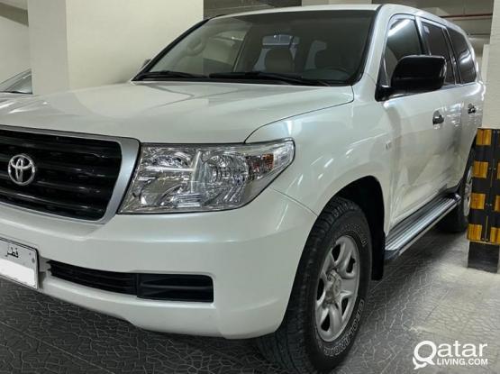 Toyota Land Cruiser G 2011