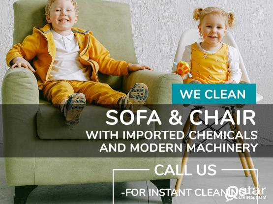 Cleaning Services :  Sofa  / Carpet  / Mattress / Curtain / Water Tank /Call 33220215