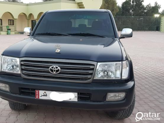 Toyota Land Cruiser GXR 2003