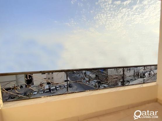 Spacious FF 2BHK Apt+Balcony-Mansoura