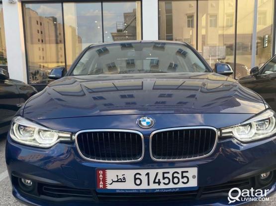 BMW 3-Series 318 i 2018