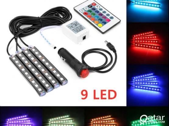 Car LED Atmosphere lights.