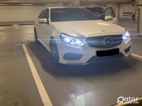 Mercedes E 300 2016