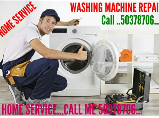 ☆ WASHING MACHINE REPAIR...CONTACT ME +97