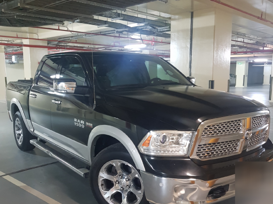 Dodge Ram Laramie 2016