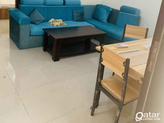 SMALL 2 BHK FOR FAMILY AT MUNTHAZA ( near Andalus petrol stion )