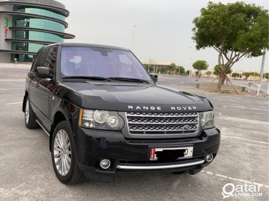 Land Rover Range Rover Vogue Supercharged 2011