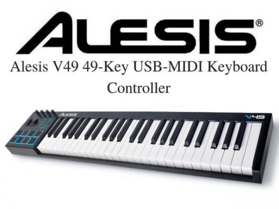 New Alesys Midi Keyboread