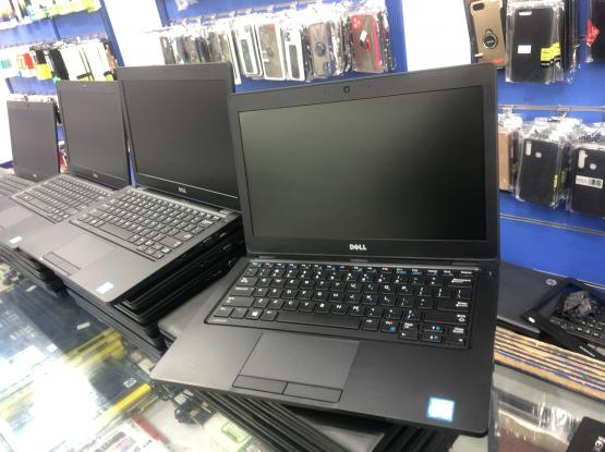 Dell E5280 intel Core i5 (7th generation)8GB DDR4 RAM 256GB SSD HARDISK Laptops Available