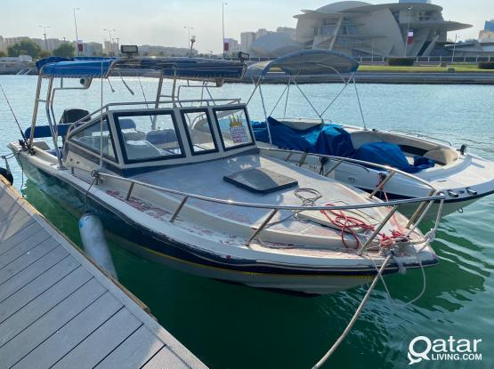 Gulf Craft 23 Ft Boat For sale