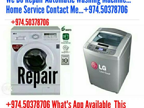 ☆ WASHING MACHINE REPAIR.CALL ME 50378706