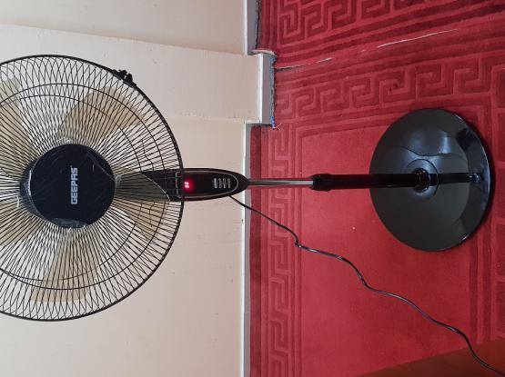 urgent sale standing fan