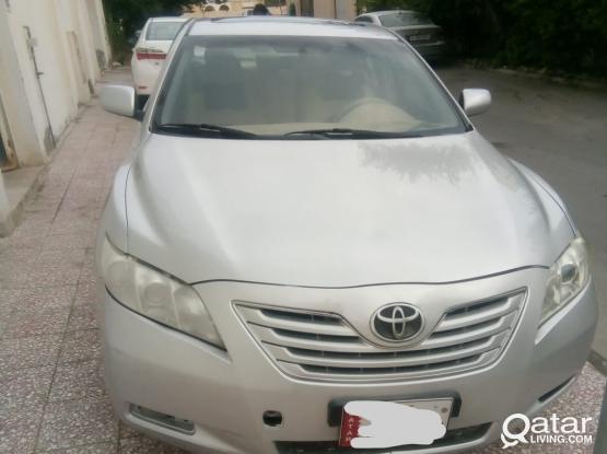 Toyota Camry GLX 2008