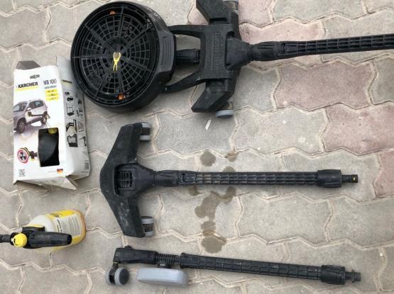 Karcher Car Cleaning Set