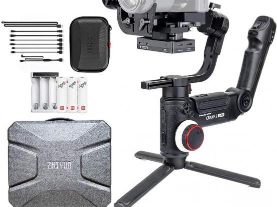 Zhiyun Crane 3 LAB 3-axis Handheld Gimbal DSLR Camera Stabilizer