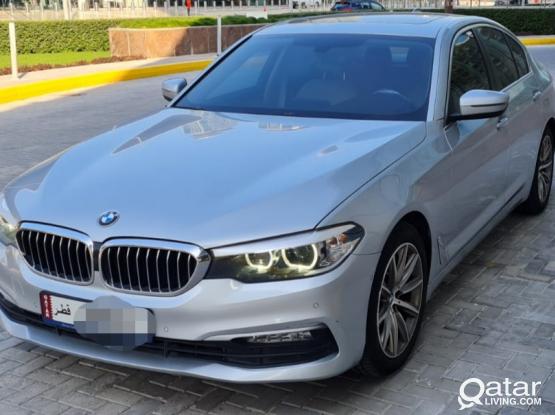 BMW 5-Series 520 i 2019