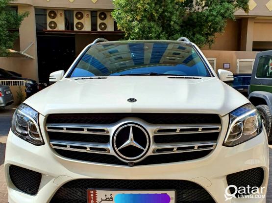 Mercedes GLS 500 2018