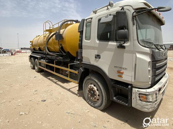 Jac Truck 2015