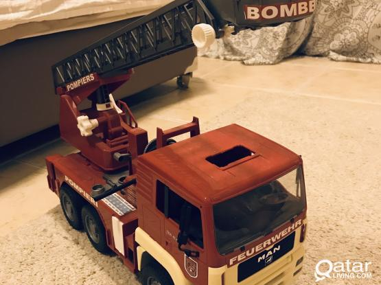 Large Fire Truck toy