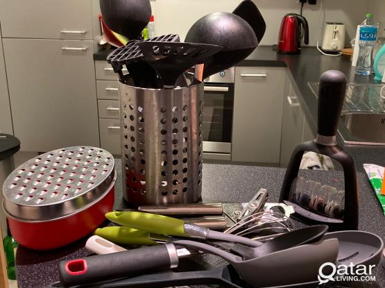 Cooking Utensils and Cookware