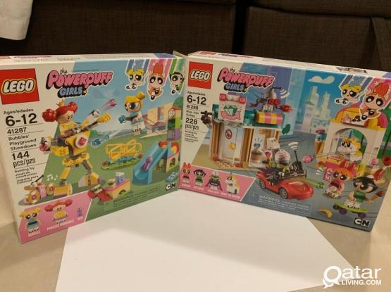 2 Lego Building