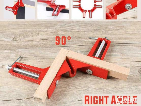 Right Angle Clamps (2-nos.)